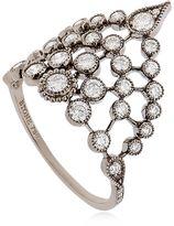 Swan Gold & Diamond Ring