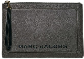 Marc Jacobs Large Pouch (Ash) Luggage