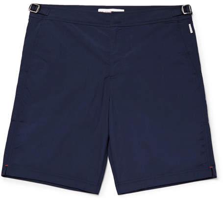 Orlebar Brown Dane Slim-Fit Long-Length Swim Shorts