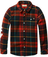 Scotch & Soda Tartan Shirt