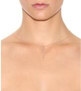 Ileana Makri 18kt rose gold Lucky Snake necklace