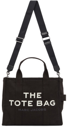 Marc Jacobs Black The Small Traveler Tote