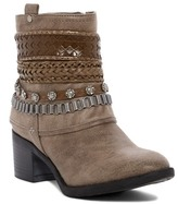 Carlos By Carlos Santana Cole Belted Boot