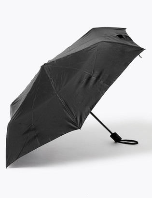 Marks and Spencer Recycled Polyester Umbrella with Windtech