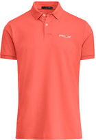 Ralph Lauren Rlx Golf Custom Fit Performance Polo