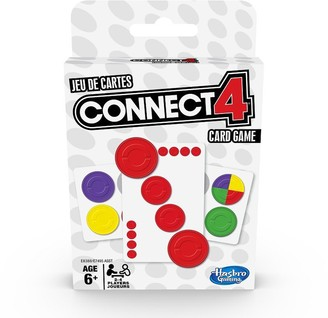 Hasbro Connect 4 Card Game for Kids