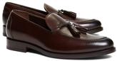 Brooks Brothers Harrys Of London® Satin Calfskin Shelly Tassel Loafers