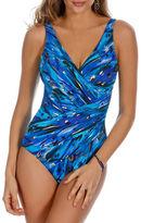 Miraclesuit Animal Magnetism Oceanus One-Piece Swimsuit