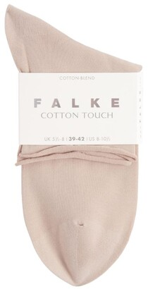 Falke Rolled Cuff Cotton Touch Socks