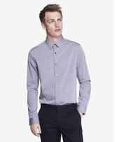 Express modern fit iridescent 1MX shirt