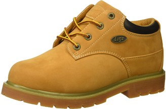 Lugz Men's Drifter Lo Steel Toe Fashion Boot