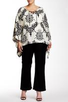 NYDJ Wylie Linen Blend Trouser (Plus Size)