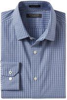 Banana Republic Grant Slim-Fit Non-Iron Stretch Plaid Shirt
