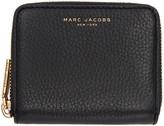 Marc Jacobs Black Small Recruit Zip Wallet