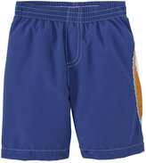 City Threads Surfboard Swim Trunks (Toddler/Kid) - Smurf-2T