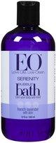 Spa Treatment EO Products Bubble Bath-French Lavender-12, oz.
