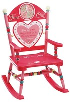 Levels of Discovery Time Out Rocker - Girl - Pink