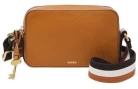 Fossil Small Billie Leather Crossbody Bag