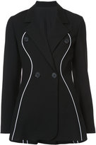 Tome double breasted peacoat