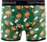 Topman Eat Beef Holiday Trunks