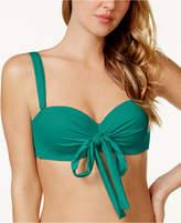 CoCo Reef Solid Convertible Five-Way Underwire Bikini Top Women's Swimsuit