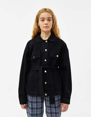 Which We Want Emily Oversized Denim Jacket