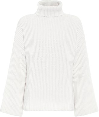 Jardin Des Orangers Exclusive to Mytheresa Ribbed cashmere sweater