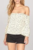 Amuse Society Chapelle Off Shoulder