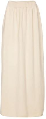 Extreme Cashmere N 158 Skipper cashmere-blend maxi skirt