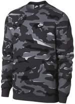 Nike Sportswear Club Men's Camo Crew