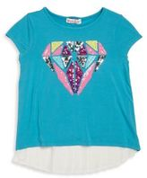 Design History Toddler's & Little Girl's Layered T-Shirt