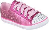 Skechers Chit Girls Pixie Sweets Sneakers - Little Kids