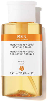 REN Ready Steady Glow Daily AHA Tonic, 8.4 oz./ 250 mL