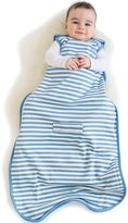 Baby Sleeping Sack from Woolino, 4 Season, Merino Wool Infant Sleeping Bag, 2mo-2yrs