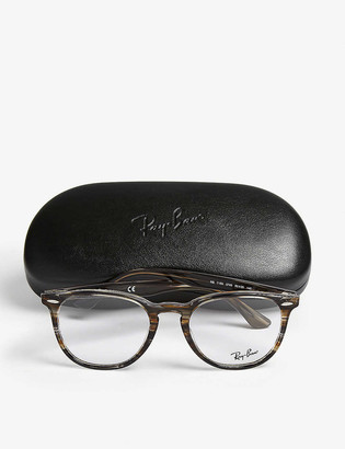 Ray-Ban Barbados square-frame optical glasses