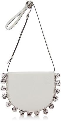 Loewe Heel Knots Leather Belt Bag