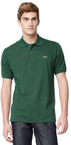 Lacoste Pique Cotton Polo Shirt