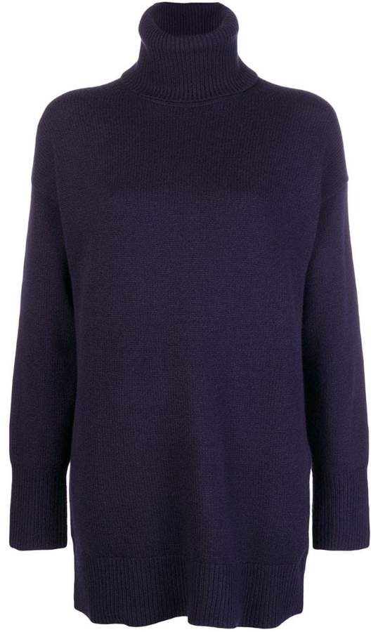 Joseph knitted turtleneck sweater