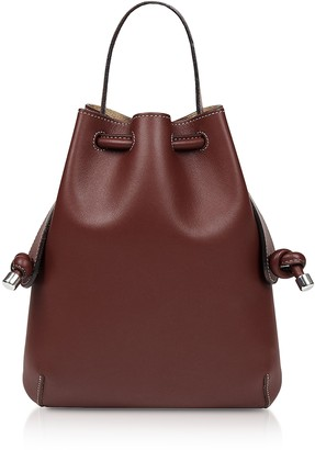 Meli-Melo Argan Nappa Briony Mini Backpack