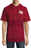 Ecko Unlimited Unltd Short Sleeve Hooded Neck T-Shirt