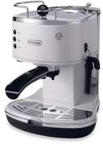 De'Longhi Delonghi Pump ECO310W Icona Espresso Maker in White