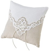 Lillian Rose Country Lace Ring Bearer Pillow