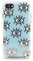 Rebecca Minkoff Evil Eye iPhone Case