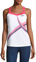 Fila MB Court Central Tank Top