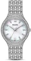 Bulova Crystal Watch, 32mm