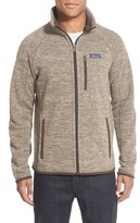Patagonia 'Better Sweater' Zip Front Jacket