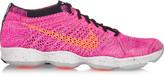 Nike Flyknit Zoom Agility mesh sneakers