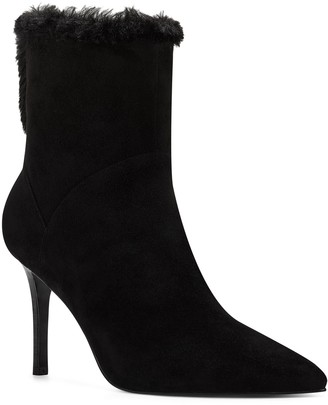 Nine West Pointed Toe Ankle Booties - Fhani