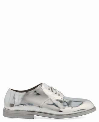 Marsèll Scalpello Metallic Lace-Up Shoes