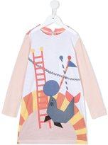 Stella McCartney 'Marnie' circus print dress